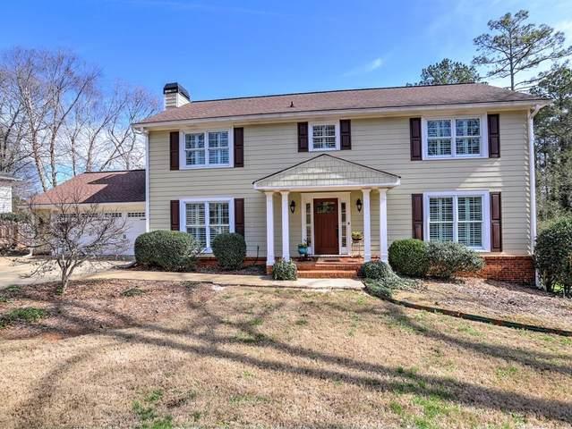 3611 High Green Drive, Marietta, GA 30068 (MLS #6684879) :: North Atlanta Home Team