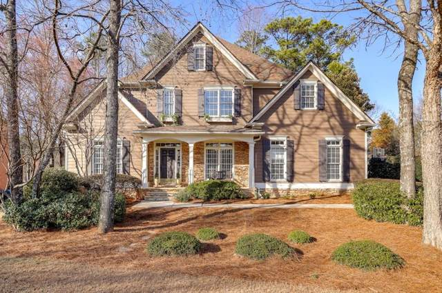 520 Waterview Trail, Alpharetta, GA 30022 (MLS #6684889) :: The Cowan Connection Team
