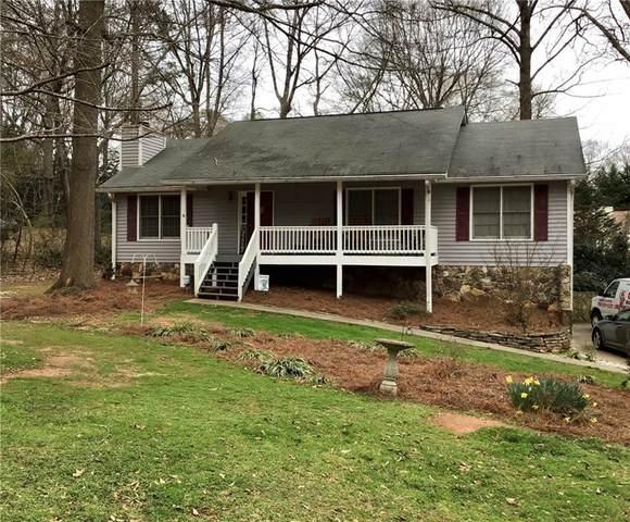 137 Village Court, Woodstock, GA 30188 (MLS #6684898) :: The Cowan Connection Team