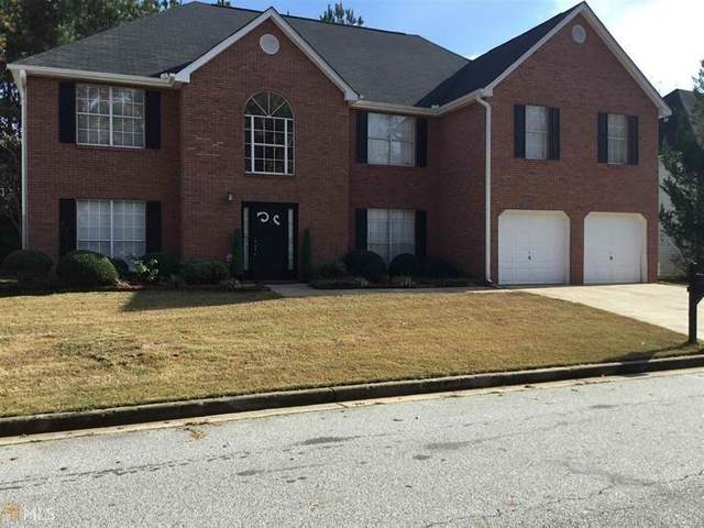 1171 Carriage Trace Circle, Stone Mountain, GA 30087 (MLS #6684906) :: The Cowan Connection Team