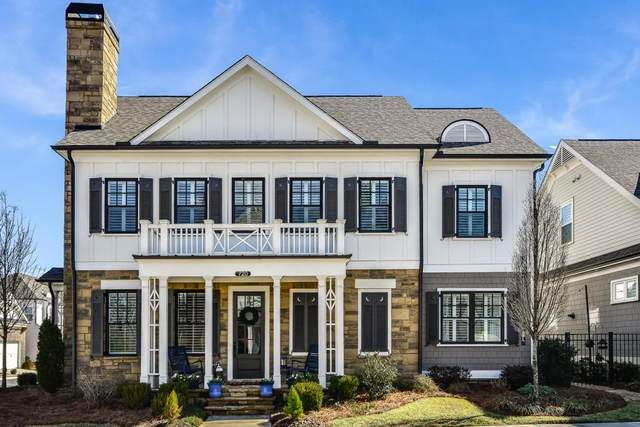 720 Belle Isle Drive, Alpharetta, GA 30009 (MLS #6684943) :: The Cowan Connection Team