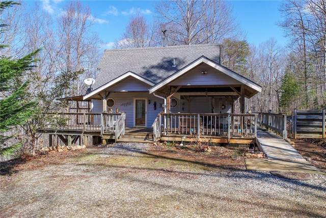 267 Hampton Drive, Dawsonville, GA 30534 (MLS #6684949) :: North Atlanta Home Team