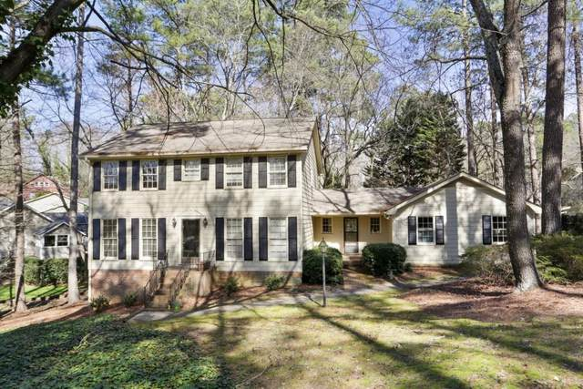 3325 Lost Mill Trace, Marietta, GA 30062 (MLS #6684952) :: The Cowan Connection Team