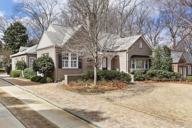 578 Ridgecrest Road NE, Atlanta, GA 30307 (MLS #6684964) :: North Atlanta Home Team