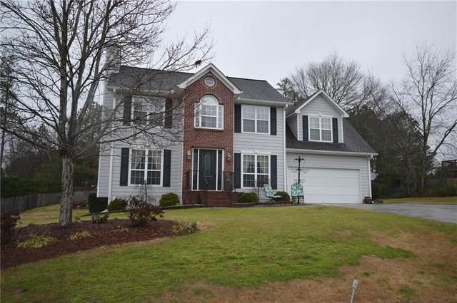 317 Pebblestone Drive, Loganville, GA 30052 (MLS #6684977) :: Charlie Ballard Real Estate