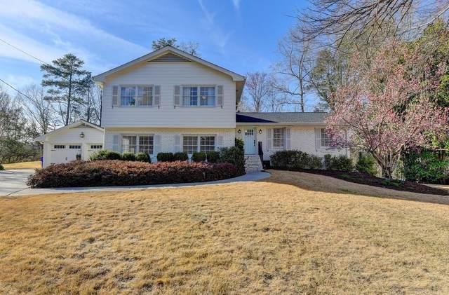 4526 Orleans Drive, Dunwoody, GA 30338 (MLS #6684981) :: Scott Fine Homes