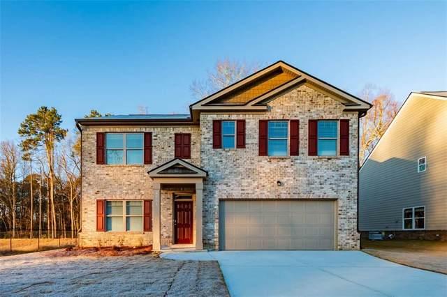 3841 Lilly Brook Drive, Loganville, GA 30052 (MLS #6684986) :: Charlie Ballard Real Estate