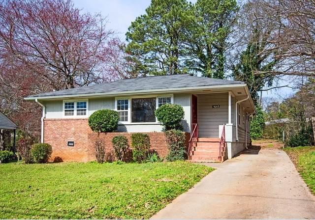 3085 Cloverhurst Circle, East Point, GA 30344 (MLS #6684991) :: Good Living Real Estate