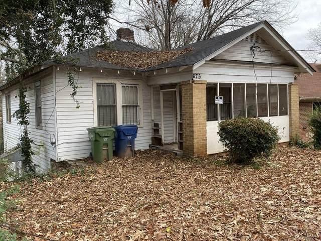 675 Lexington Avenue SW, Atlanta, GA 30310 (MLS #6684992) :: North Atlanta Home Team