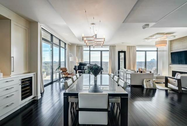 2233 Peachtree Road NE #801, Atlanta, GA 30309 (MLS #6685016) :: Good Living Real Estate