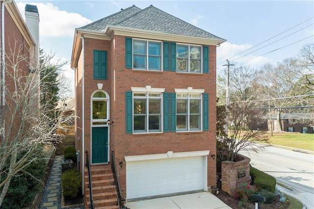 2445 Manor Walk, Decatur, GA 30030 (MLS #6685030) :: Good Living Real Estate