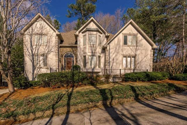 6115 River Chase Circle, Sandy Springs, GA 30328 (MLS #6685038) :: Good Living Real Estate