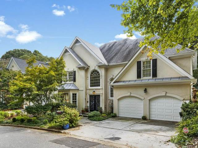 225 Ledgemont Court, Atlanta, GA 30342 (MLS #6685054) :: Good Living Real Estate