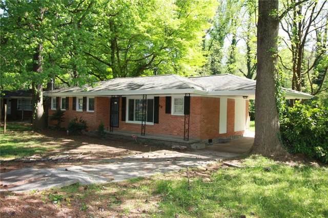 3313 Pinehill Drive, Decatur, GA 30032 (MLS #6685071) :: Thomas Ramon Realty
