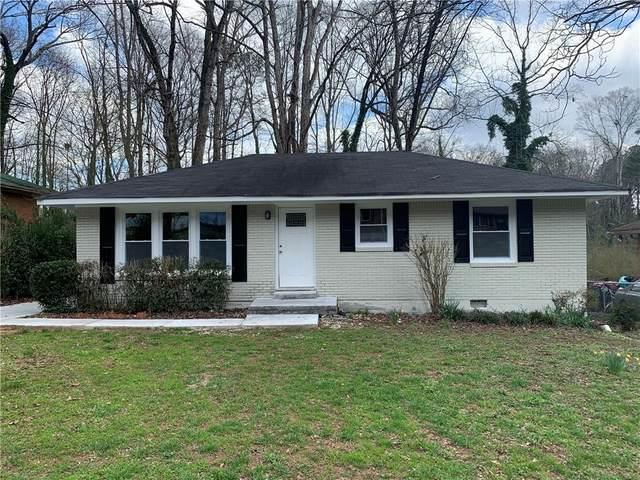 2306 Polar Rock Terrace SW, Atlanta, GA 30315 (MLS #6685078) :: Kennesaw Life Real Estate