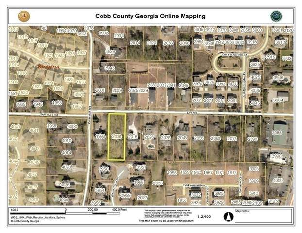 2008 Lee Road SE, Smyrna, GA 30080 (MLS #6685090) :: Charlie Ballard Real Estate