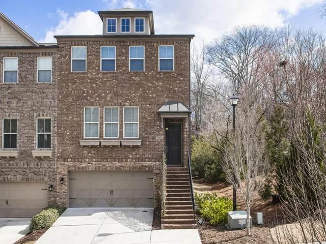 101 Brindle Lane, Alpharetta, GA 30009 (MLS #6685109) :: Scott Fine Homes