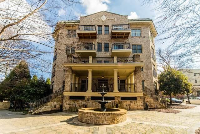 1055 Piedmont Avenue NE #203, Atlanta, GA 30309 (MLS #6685123) :: Good Living Real Estate