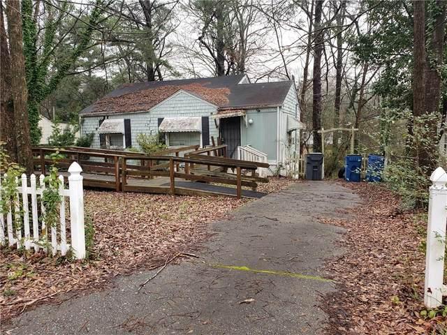 3116 Delowe Drive, East Point, GA 30344 (MLS #6685147) :: The North Georgia Group