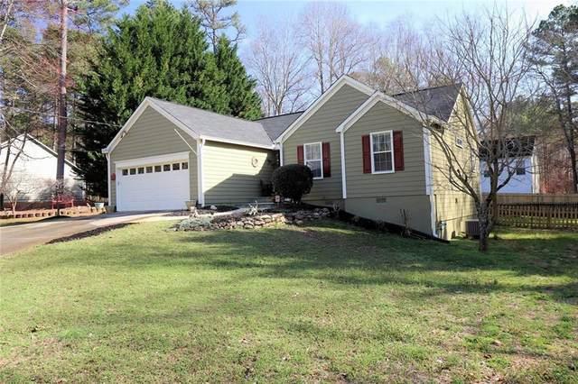 72 Heartwood Crossing, Dallas, GA 30157 (MLS #6685180) :: Good Living Real Estate