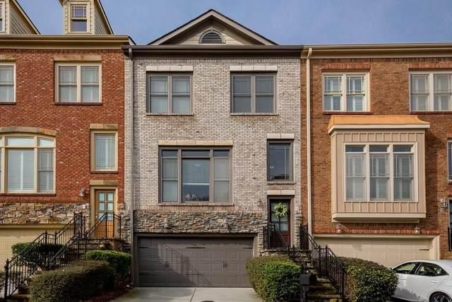 360 Mystic Ridge Lane, Sandy Springs, GA 30342 (MLS #6685197) :: Scott Fine Homes