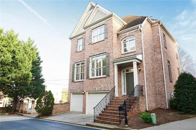 2694-7 Lenox Road, Atlanta, GA 30324 (MLS #6685200) :: Good Living Real Estate