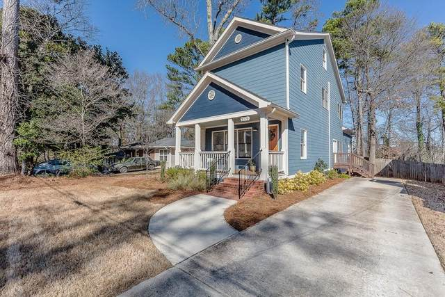 2770 Amelia Avenue, Decatur, GA 30032 (MLS #6685214) :: Good Living Real Estate