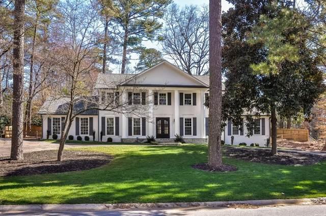 4933 Vernon Oaks Drive Drive, Atlanta, GA 30338 (MLS #6685226) :: The Heyl Group at Keller Williams