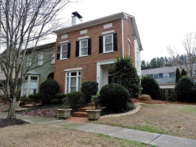 1643 Ridenour Parkway NW, Kennesaw, GA 30152 (MLS #6685232) :: KELLY+CO