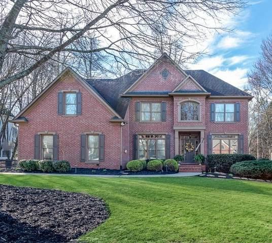 360 Overhill Bend, Alpharetta, GA 30005 (MLS #6685233) :: RE/MAX Paramount Properties