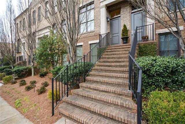 3548 Roswell Road #3548, Atlanta, GA 30305 (MLS #6685241) :: Rich Spaulding