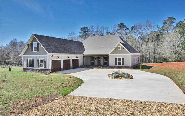 167 Redbone Run, Barnesville, GA 30204 (MLS #6685250) :: North Atlanta Home Team