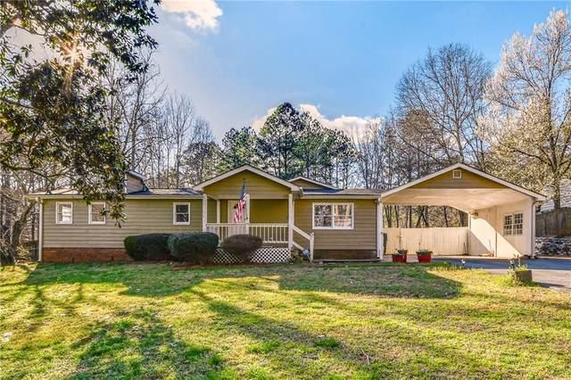470 Strickland Road, Alpharetta, GA 30004 (MLS #6685252) :: Scott Fine Homes