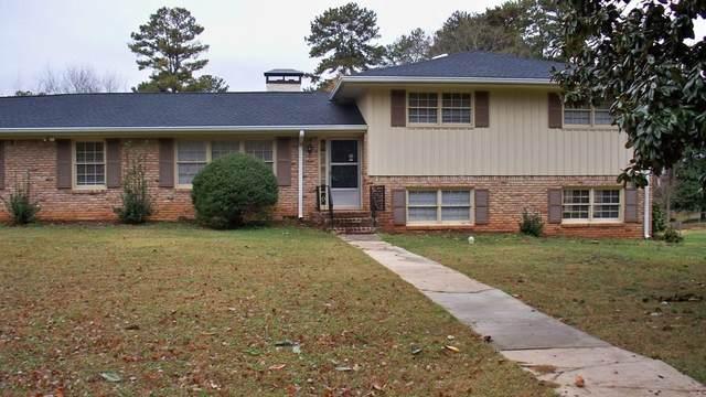 5860 Garber Drive NE, Sandy Springs, GA 30328 (MLS #6685272) :: Scott Fine Homes