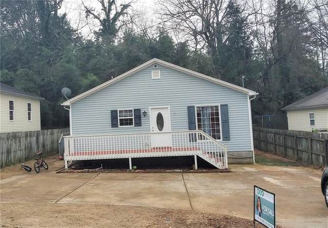 13 Hilltop Street, Gainesville, GA 30501 (MLS #6685289) :: North Atlanta Home Team