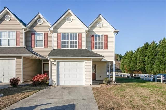 269 Gallant Chase SE #16, Mableton, GA 30126 (MLS #6685298) :: Charlie Ballard Real Estate