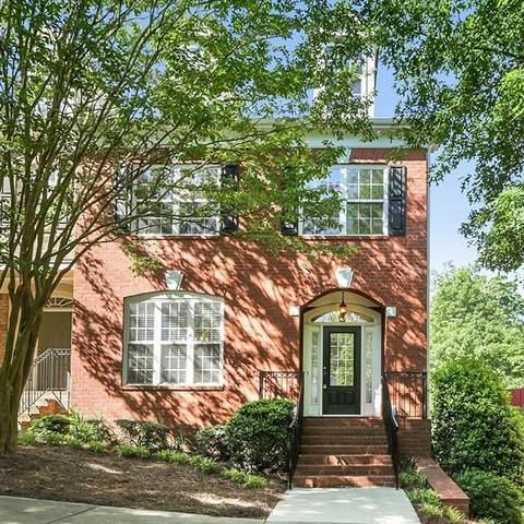109 Wetherbrooke Lane #2, Smyrna, GA 30082 (MLS #6685312) :: Charlie Ballard Real Estate