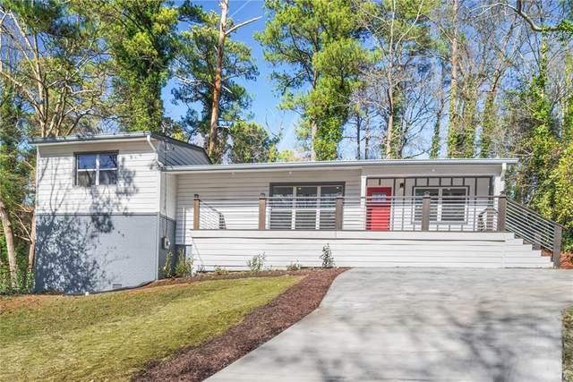 2069 Kenwood Place SE, Smyrna, GA 30082 (MLS #6685321) :: Charlie Ballard Real Estate