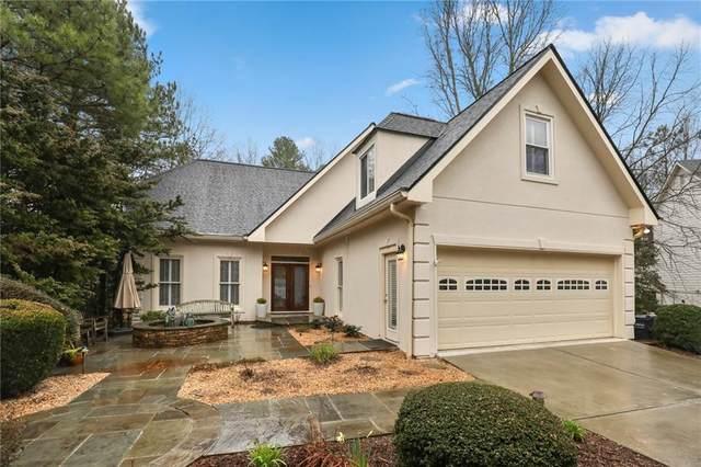 2891 Wynfair Drive, Marietta, GA 30062 (MLS #6685341) :: RE/MAX Paramount Properties