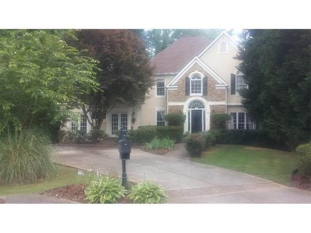 125 N Hillbrooke Trail, Alpharetta, GA 30005 (MLS #6685346) :: Scott Fine Homes