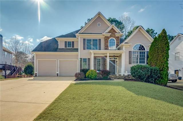 86 Bourke Way, Acworth, GA 30101 (MLS #6685347) :: Lucido Global