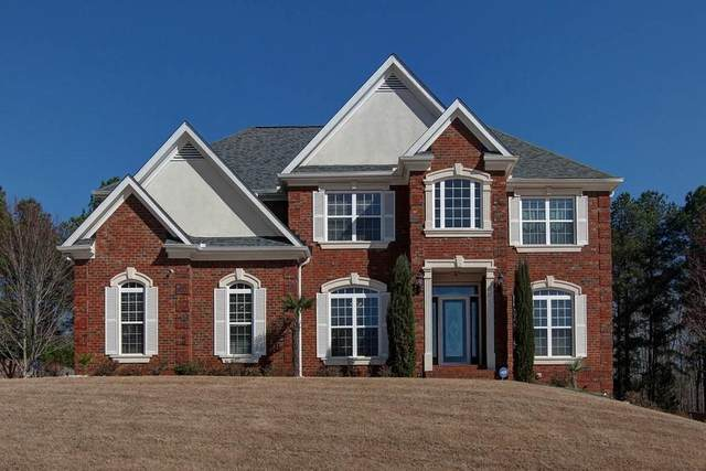 3371 Branch Valley Trail, Conyers, GA 30094 (MLS #6685372) :: The Butler/Swayne Team