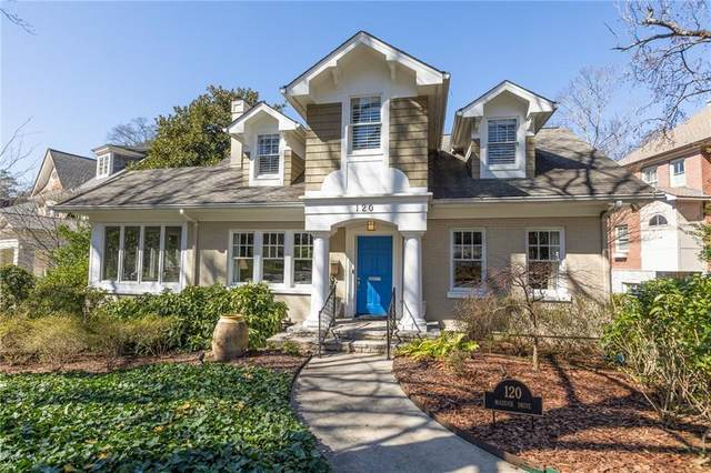 120 Maddox Drive NE, Atlanta, GA 30309 (MLS #6685404) :: Dillard and Company Realty Group