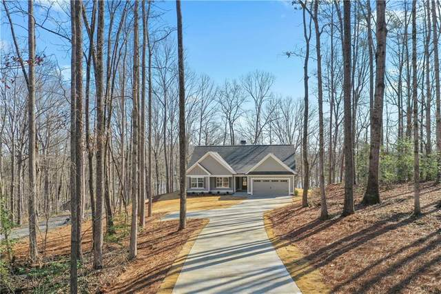 198 Rainey Dr, Dawsonville, GA 30534 (MLS #6685424) :: The North Georgia Group