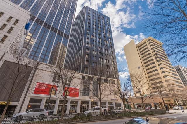20 Marietta Street NW 16A, Atlanta, GA 30303 (MLS #6685442) :: The Heyl Group at Keller Williams