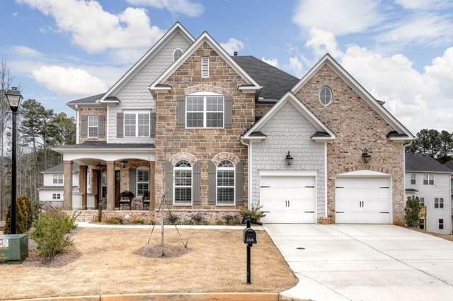 508 Coachman Circle, Canton, GA 30115 (MLS #6685451) :: Path & Post Real Estate