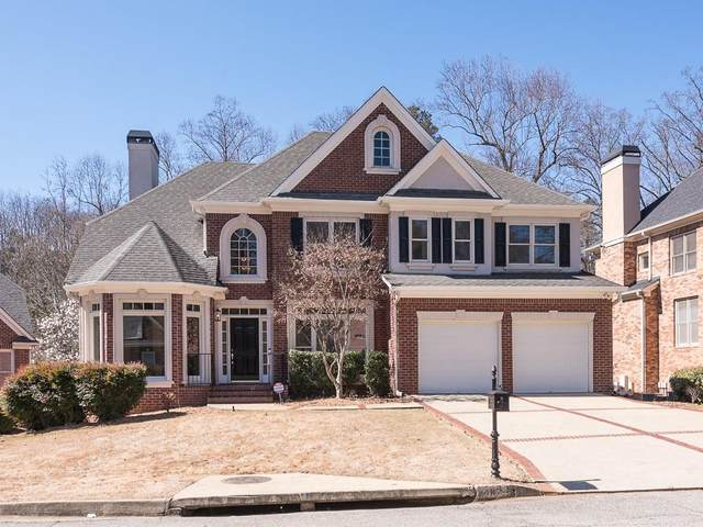 3482 Danvers Walk SE, Smyrna, GA 30080 (MLS #6685465) :: North Atlanta Home Team
