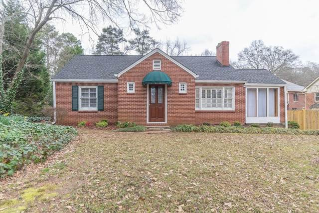 1755 Frazier Road, Decatur, GA 30033 (MLS #6685466) :: Thomas Ramon Realty