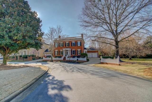 3923 Pinehurst Way, Duluth, GA 30096 (MLS #6685473) :: North Atlanta Home Team