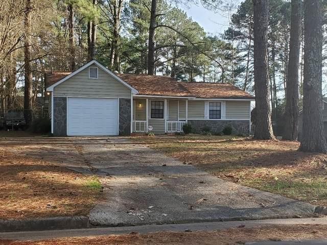 9366 Woodknoll Way, Jonesboro, GA 30238 (MLS #6685476) :: The Heyl Group at Keller Williams
